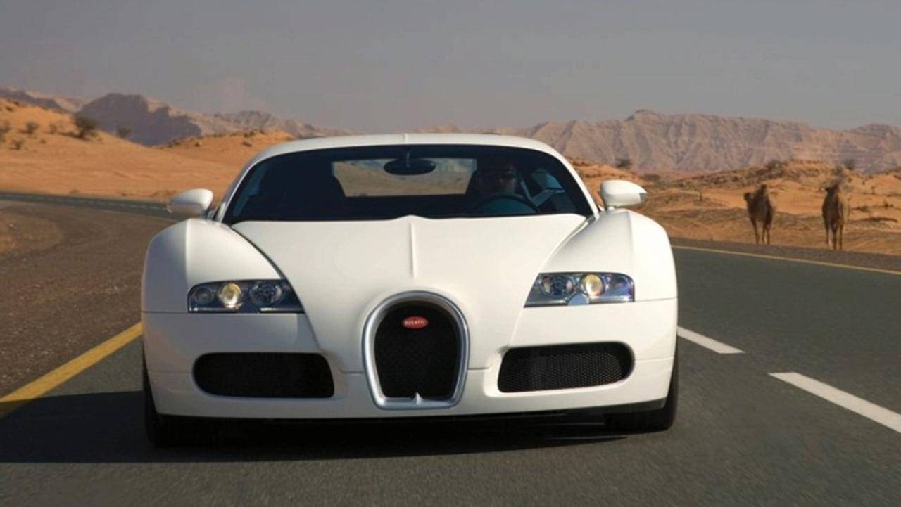 2011 Bugatti Veyron | The Fast and the Furious Wiki | FANDOM powered ...