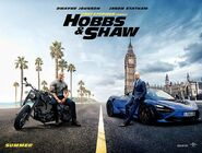 Hobbs & Shaw Banner