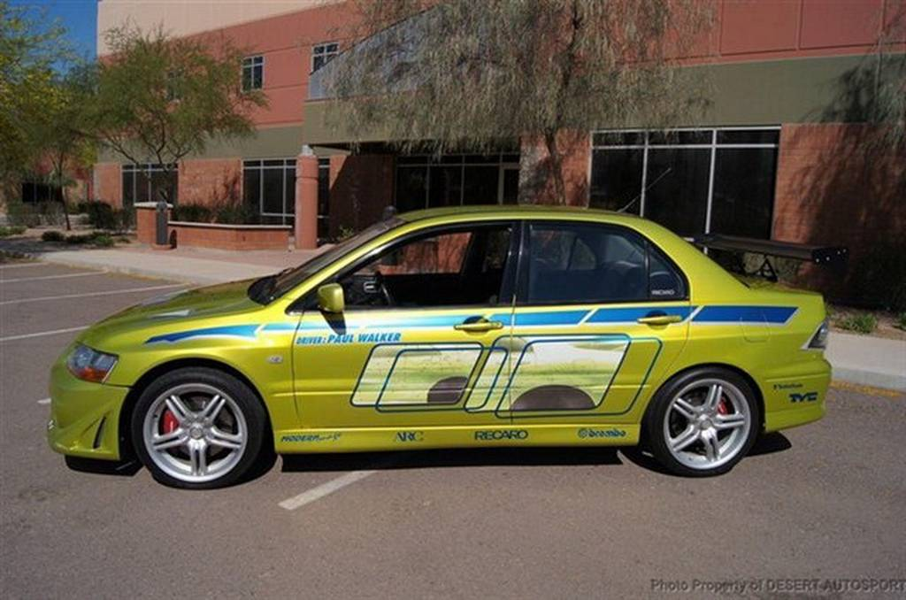 Image - Lancer-evo-vii-2-fast-2-furious.jpg | The Fast and the ...