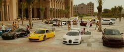 The Crew in Abu Dhabi