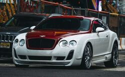 2010 Bentley Continental GT BR9 (F8 - BTS)