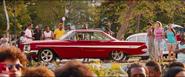 Dominic Toretto's Chevrolet Impala (Havana, Cuba - F8)