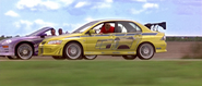Lancer EVO - Struck by ESD