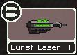 Burst laser 2