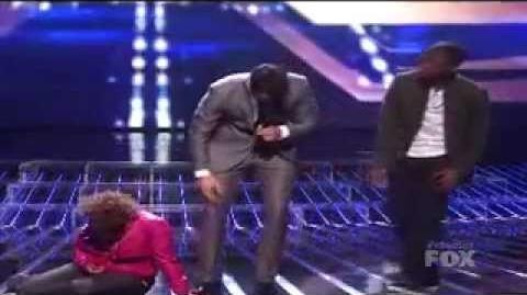 The X Factor - Rachel Crow Eliminated ( Very Heartbreaking ) -(
