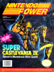 Nintendo Power - Super Castlevania IV