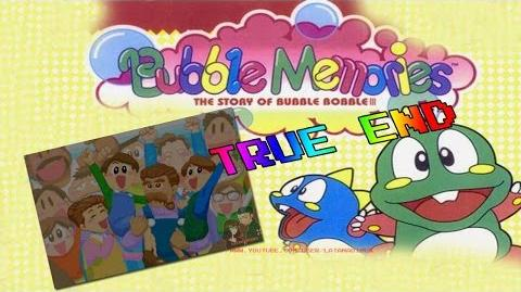Bubble Memories The Story of Bubble Bobble III (TRUE END) HD