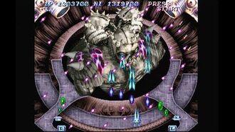 Salamander 2 (Arcade PS1) - 2 Loops Clear (2-ALL)