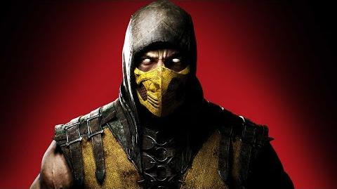 Scorpion All Fatalities Brutalities Babalities Animality Friendship Ever Made - MK1 to MKX