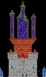 Wizards & Warriors 3 Castle Map