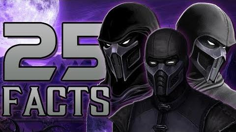 25 Facts About Noob Saibot From Mortal Kombat That You Probably Didn't Know! (Elder Sub-Zero) MK11