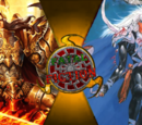 The God Emperor of Mankind VS Dark Schneider