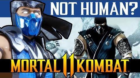 Mortal Kombat 11 - The Secret of Sub Zero's Power Revealed!!