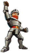 Ghosts 'n Goblins - Sir Arthur as seen in Ultimate Ghosts 'n Goblins
