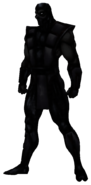 Mortal Kombat - Noob Saibot as he appears in Ultimate Mortal Kombat 3 by John Tobias