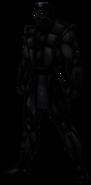 Mortal Kombat - Noob Saibot as he appears in Ultimate Mortal Kombat 3 by John Tobias