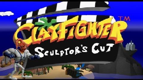 ClayFighter Sculptor's Cut - Earthworm Jim Playthrough