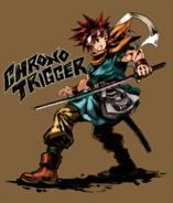 Chrono Trigger - Crono by Yuffie on ZeroChan