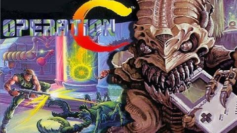 OPERATION C (コントラ KONTORA) - Game Boy Longplay - NO DEATH NO MISS RUN (FULL GAMEPLAY)