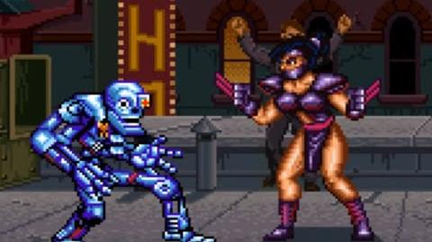 Double Dragon V The Shadow Falls (SNES) Playthrough - NintendoComplete