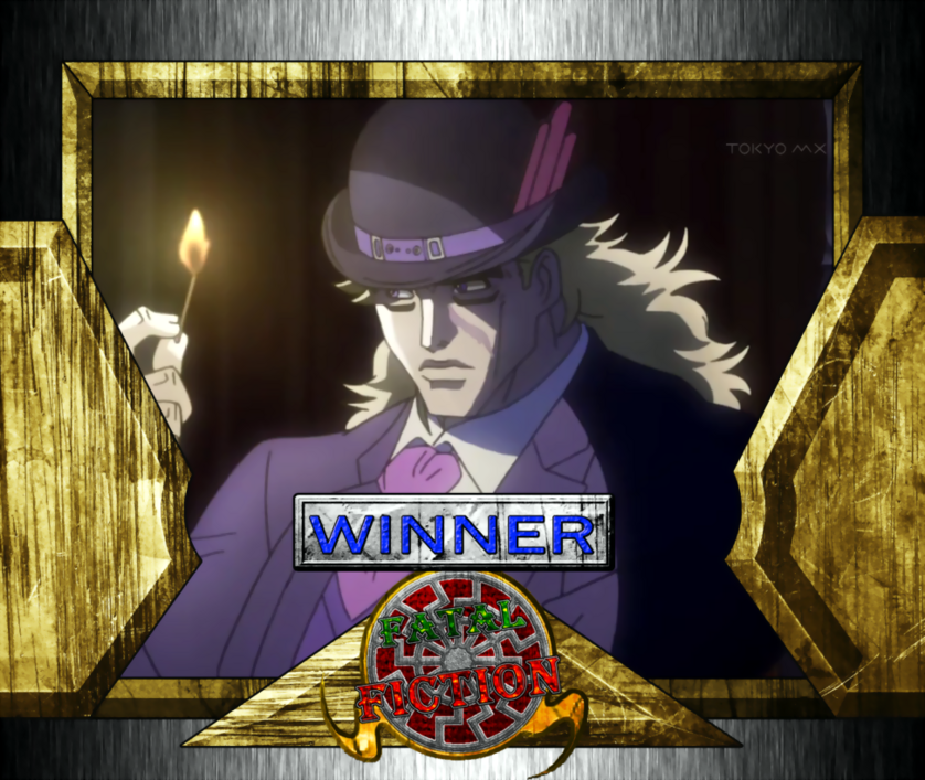 Fatal Fiction Winner - Speedwagon