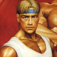 Streets of Rage - Axel Stone picture