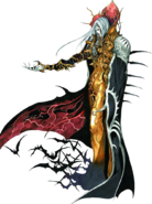 Castlevania - Dracula as he appears in Castlevania Judgement