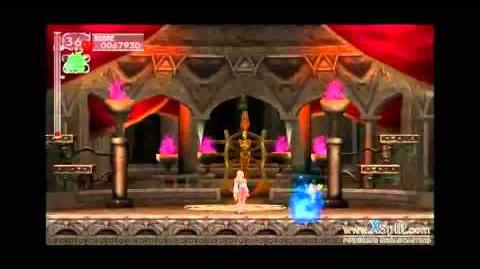 (PSP) Castlevania Dracula X Chronicles - Maria Playthrough