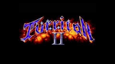 Amiga music Turrican II ('The Wall' - Dolby Headphone)