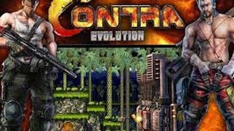 Contra Evolution (Arcade, PC)