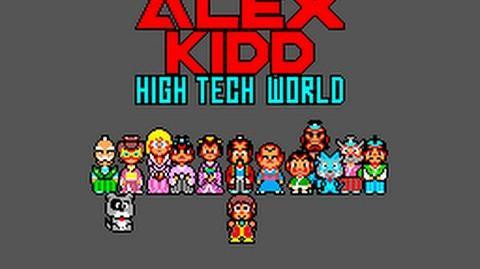 Master System Longplay 048 Alex Kidd High-Tech World