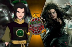 Azula vs Bellatrix