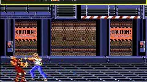 Streets of Rage I - No Cheat - No Death - Hardest Mode - By Biochemical.