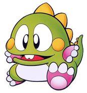 Bubble Bobble - Bub as he appears in Bubble Symphony