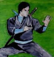 Shinnobi - Joe Musashi unmasked