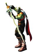 Legacy of Kain - Kain in Battle Stance