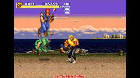 Streets of Rage 3 (Sega Mega Drive Genesis) - (Longplay - Axel Stone Hard Difficulty)