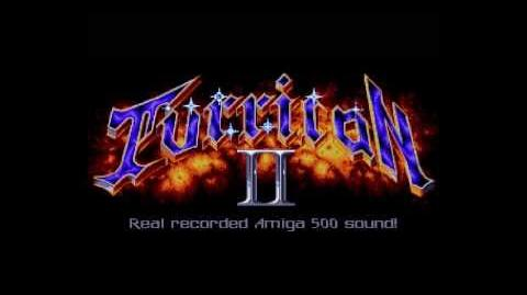 Amiga music Turrican II ('The Final Fight' - real recording)