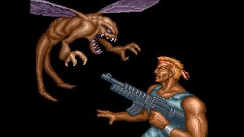 Contra 3 The Alien Wars - No Deaths Gameplay Hard