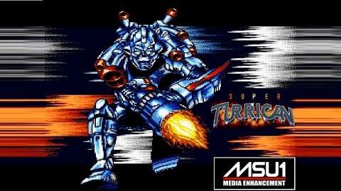 SNES MSU1 Super Turrican