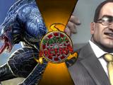 Venom vs. Senator Armstrong
