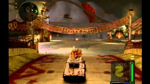 Twisted Metal Lost Playthrough