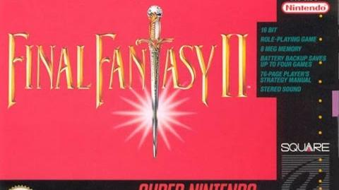 SNES Final Fantasy II Video Walkthrough 1 4