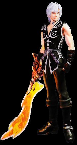 The Legend of Dragoon - Lloyd