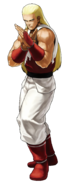 Fatal Fury - Andy Bogard as seen in King of Fighters XIII