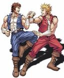 Double Dragon - Lee Brothers in Advance