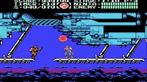 Ninja Gaiden 3 - The Ancient Ship of Doom - Nes - Full Playthrough - No Death ♛