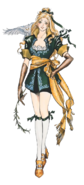 Castlevania - Maria Renard as seen in Symphony of the Night