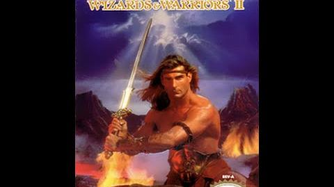 1989 Ironsword Wizards & Warriors II For NES Commercial