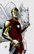 DC Comics - Justin Arthur